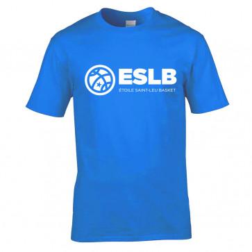 T-shirt Royal logo poitrine Saint-Leu