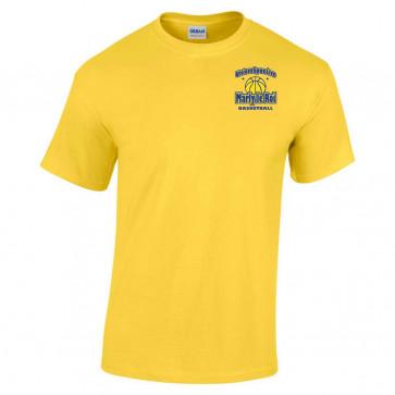T-shirt manches courtes coupe unisexe USMR