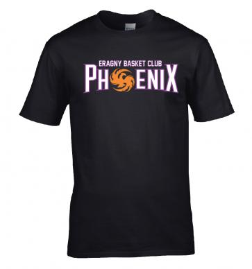 T-shirt Noir Eragny Basket