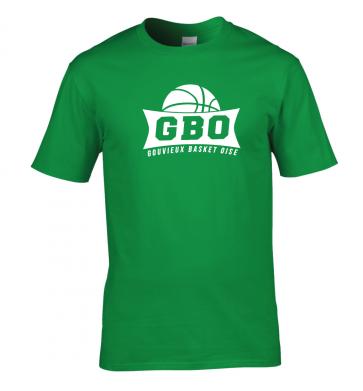 T-shirt Vert Gouvieux Basket