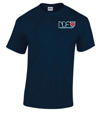 T-shirt Marine Unisexe NDF92