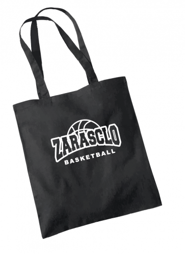 Sac Bandoulière Noir Zarasclo Basket