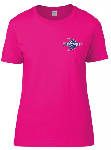 T-shirt Femme Splash Quatre BasketBall