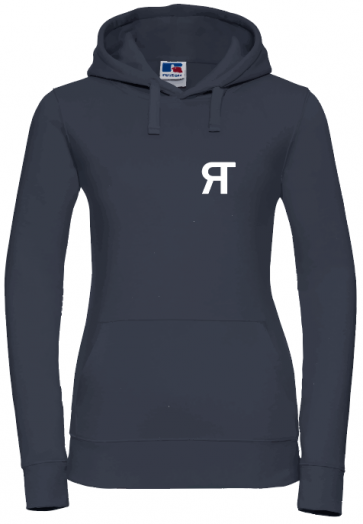 Sweat Russell coupe femme Navy Referee Time