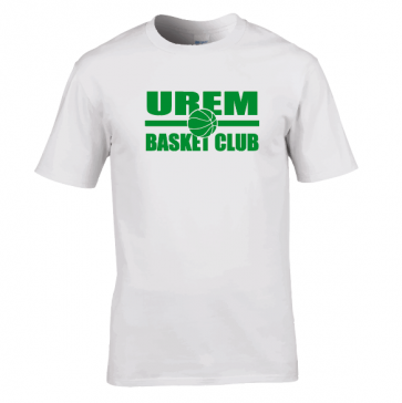 T-shirt coton unisexe UREM