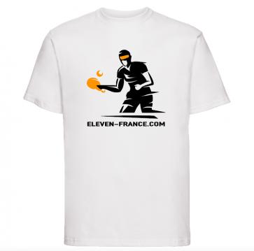 Tshirt premium blanc Eleven