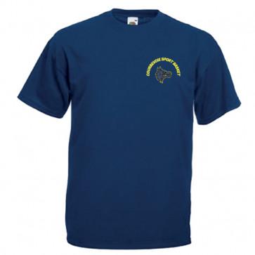 T-shirt manches courtes coupe unisexe Courbevoie