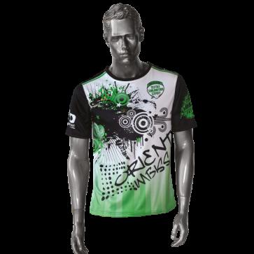 T-shirt sublimé