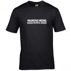 T-shirt Noir AMSD Basketball