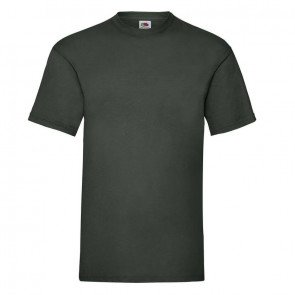 Tshirt Uni manches courtes col rond Fruit of the Loom