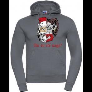 Sweat Russell Père Noël-Fouetard