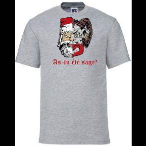 T-shirt Russell Père Noël-Fouetard