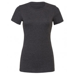 T-shirt manches courtes Col rond Bella Canvas Femme