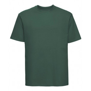 T-shirt manches courtes Col rond Russell Unisexe