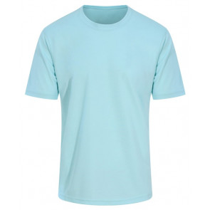 T-shirt manches courtes Col rond Polyester AWDis Unisexe
