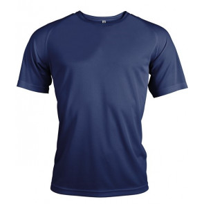 T-shirt manches courtes Col rond Polyester Proact Unisexe