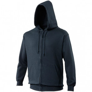 Sweat zip uni capuche enfant