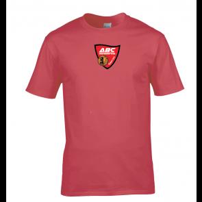 T-shirt Rouge Auch Basket