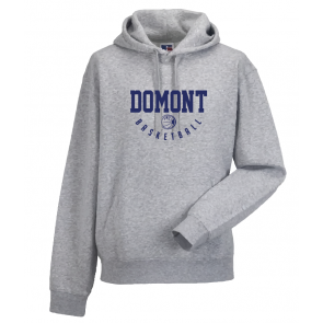 Sweat Russel Gris Domont Basket