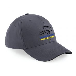 Casquette navy courbevoie musculation