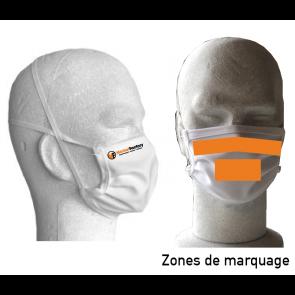 Masque textile