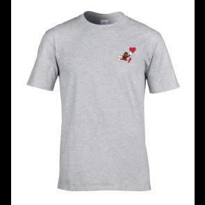T-shirt gris édition spéciale #UnMondeSansJordan