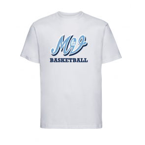 T-shirt Blanc Family MLV Basket