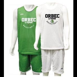 Ensemble Réversible Orbec Basket