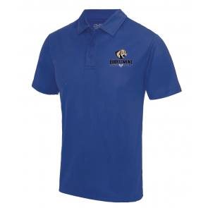 Polo Royal Polyester Bouffemont Tennis Club