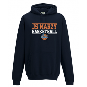 Sweat Capuche JS Marzy BasketBall