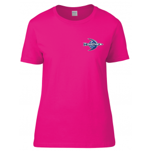 T-shirt Femme Splash Quatre BasketBall