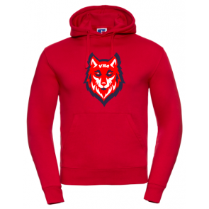 Sweat capuche Russell rouge Valenton Basket