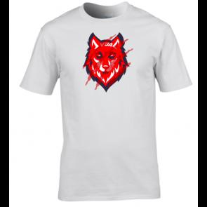 T-shirt coton unisexe blanc Valenton Basket