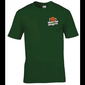 T-shirt coton unisexe forest Steenwerck