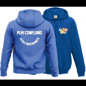 Veste unie royal PLM Conflans