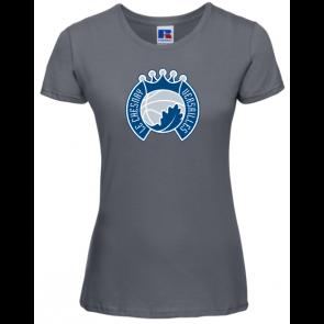 T-shirt Russell Femme Logo Club ELCV