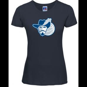 T-shirt Russell Femme Logo 2D Homme ELCV