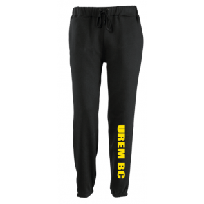 Jogging noir UREM