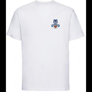 T-Shirt uni manches courtes unisexe Francheville