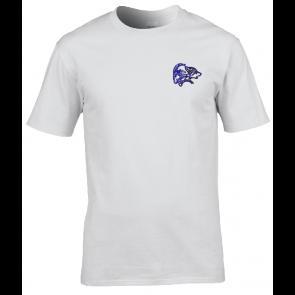 Tshirt Blanc Chèvreloup