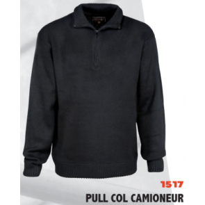 Pull Col Camionneur