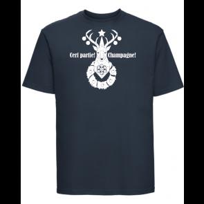 T-shirt Russell Cerf partie !