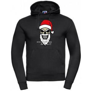 Sweat Russell Crâne de Noël