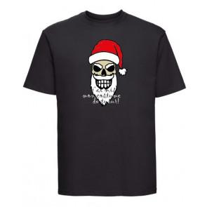 T-shirt Russell Crâne de Noël