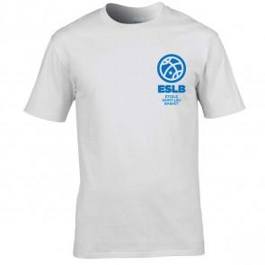 T-shirt Blanc logo coeur Saint-Leu