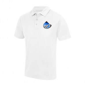 Polo Blanc Marseille Basketball