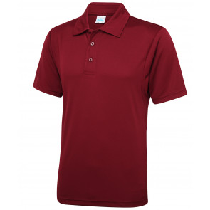 Polo manches courtes Just Cool unisexe