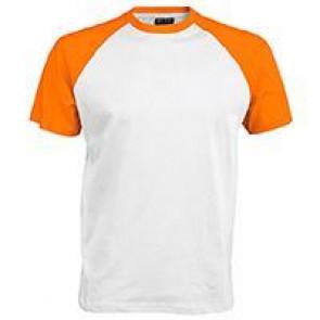 T-shirt manches courtes baseball