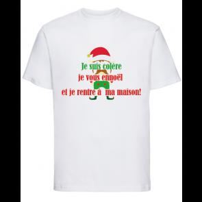 T-shirt Russell Lutin en colère