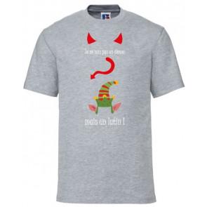 T-shirt Russell Lutin